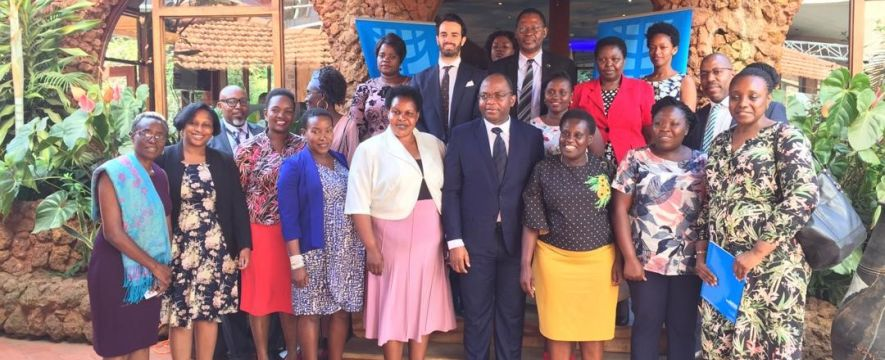 UN Women meets with representatives from the Private Sector